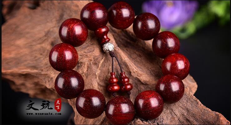 正宗印度小叶紫檀2.0 爆满金星 金星小叶紫檀佛珠手串 高油高密